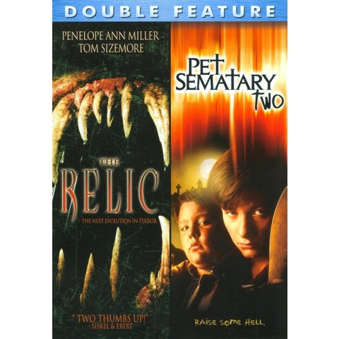 The Relic/Pet Semetary 2 (Widescreen)