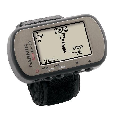 Garmin Foretrex 301 Waterproof Hands-Free GPS Navigator