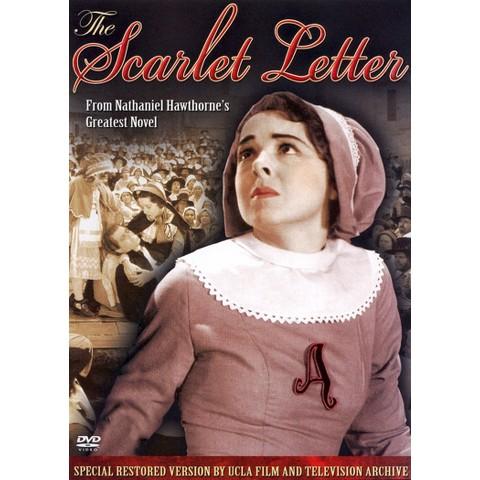 The Scarlet Letter (R)