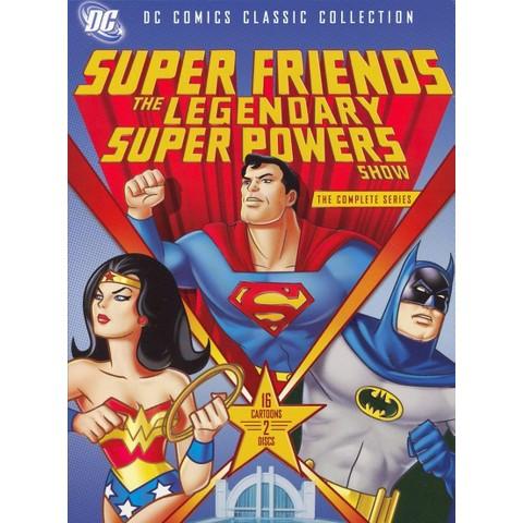 Super Friends: Legendary Super Powers Show (2 Discs)