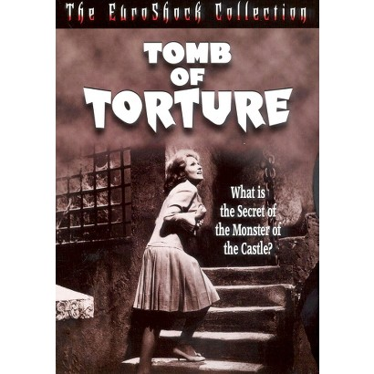 Tomb of Torture (Widescreen) (Euroshock Collection)