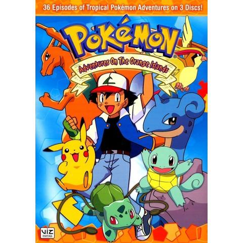 Pokemon: Adventures on the Orange Islands Season 1