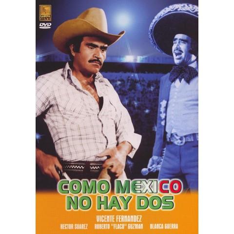 Como Mexico No Hay Dos (R) (Fullscreen)