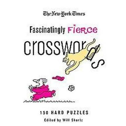 The New York Times Fascinatingly Fierce Crosswords (Paperback)