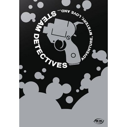 Steam Detectives: The Complete Collection (5 Discs)