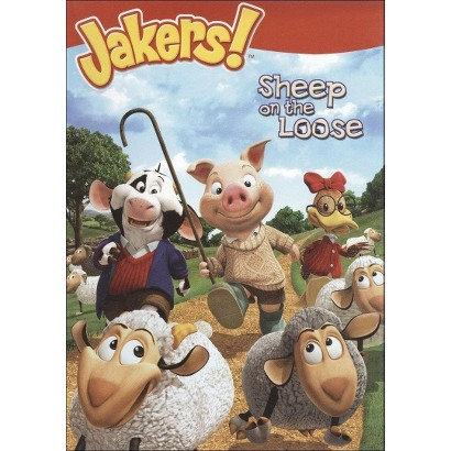 Jakers!: Sheep on the Loose