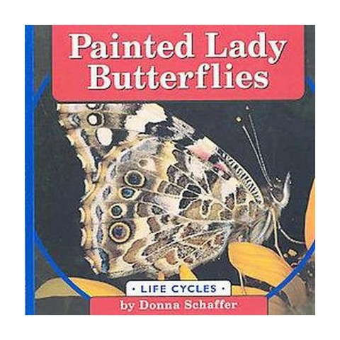 Painted Lady Butterflies (Paperback)
