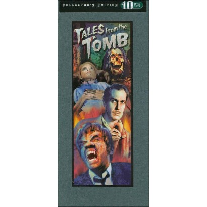 Tales from the Tomb (10 Discs) (Special edition)