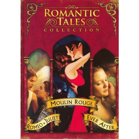 Romantic Tales Collection: Moulin Rouge/Romeo + Juliet/Ever After (3 Discs) (Widescreen)