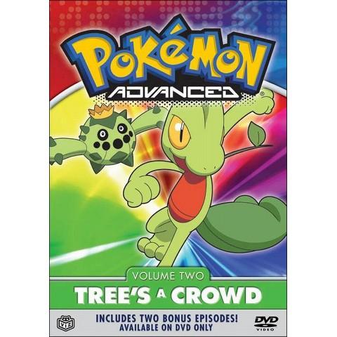 Pokemon Advanced, Vol. 2: Tree's a Crowd