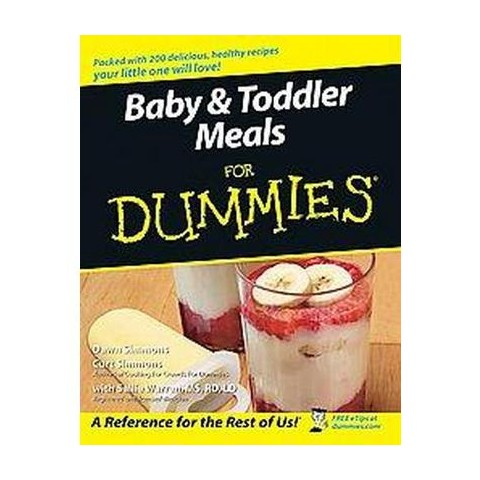 Baby & Toddler Meals For Dummies (Paperback)