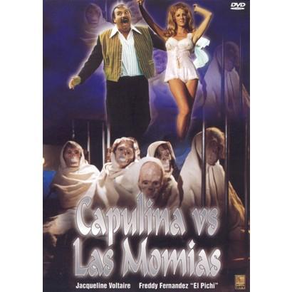 Capulina vs. las Momias (R) (Fullscreen)
