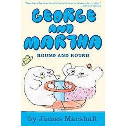 George and Martha Round and Round (Hardcover)