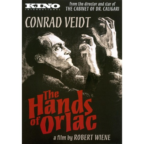 The Hands of Orlac (R)