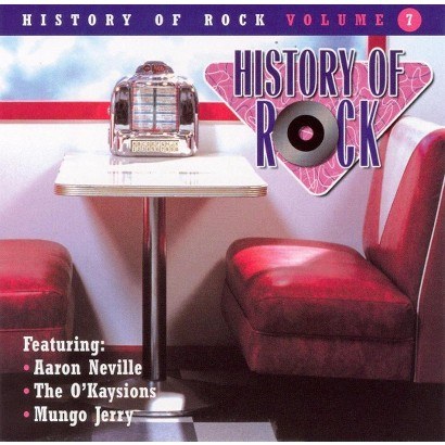 History of Rock, Vol. 7 (Collectables 2002)