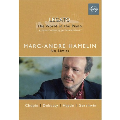 Marc-Andre Hamelin: No Limits (Widescreen)