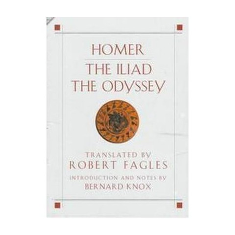 Iliad and Odyssey Gift Set (Hardcover)