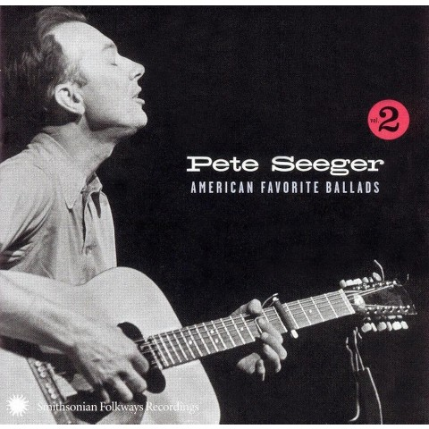 Pete Seeger - American Favorite Ballads, Vol. 2 (2003) (CD)