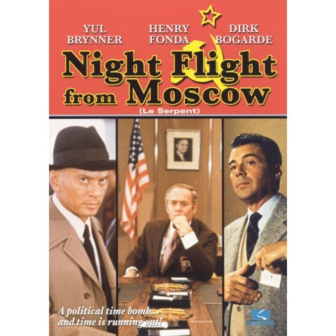 Night Flight from Moscow (Widescreen)