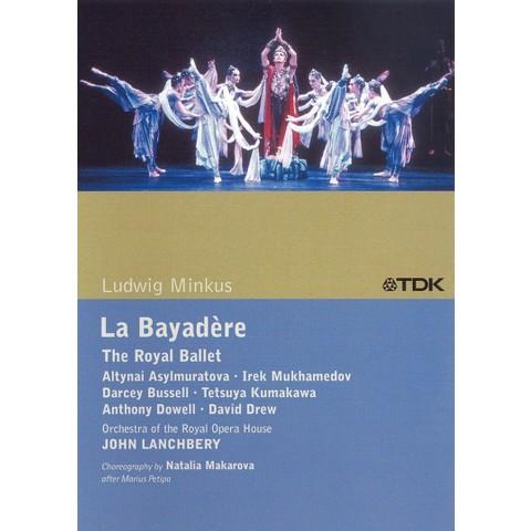 La Minkus: La Bayadere - Lanchbery