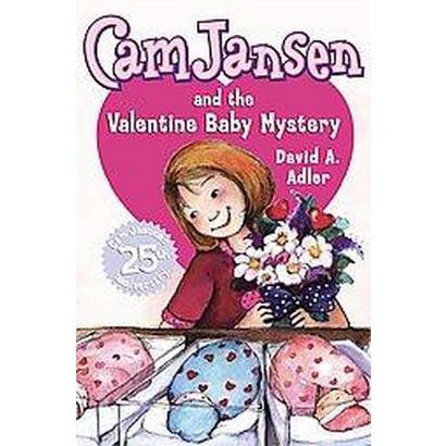 Cam Jansen and the Valentine Baby Mystery (Hardcover)