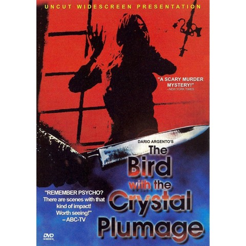 The Bird with the Crystal Plumage (Widescreen)