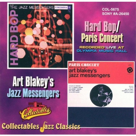 Hard Bop/Paris Concert
