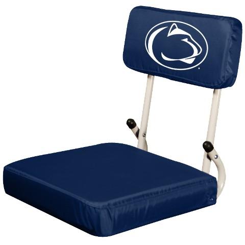Penn State Nittany Lions Logo Hard Back Stadium Seat - M