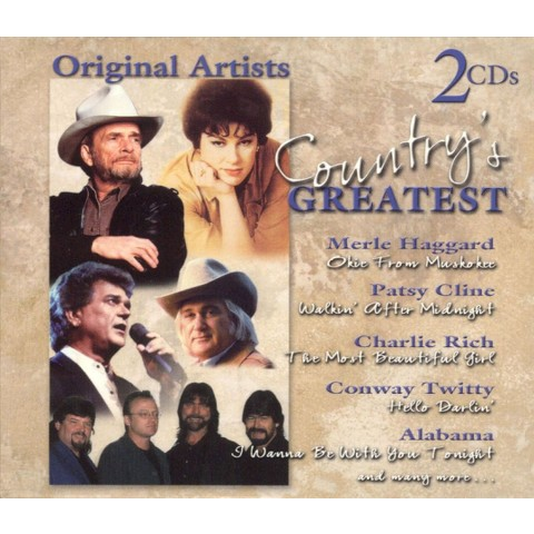 Country's Greatest (2003)