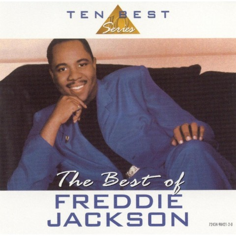 The Best of Freddie Jackson (Capitol)