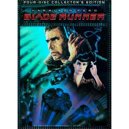 Blade Runner (4 Discs) (Collector's Edition) (R) (Widescreen)