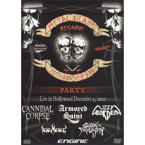 Metal Blade Records: 20th Anniversary Party Live