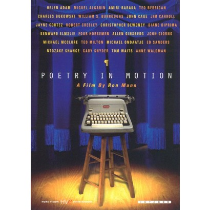 Poetry in Motion (R) (Fullscreen)