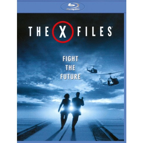 The X-Files: Fight the Future (Blu-ray) (Widescreen)