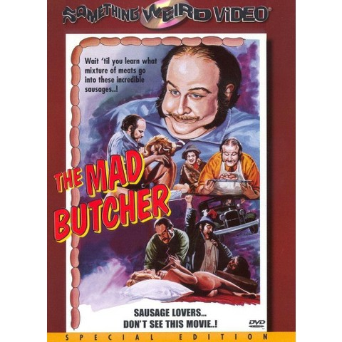 The Mad Butcher (S) (Widescreen)