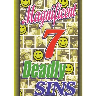 Magnificent 7 Deadly Sins (R) (Fullscreen)