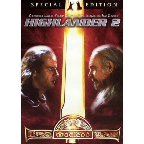 Highlander 2 (Special Edition) (2 Discs) (Widescreen) (Restored / Remastered)