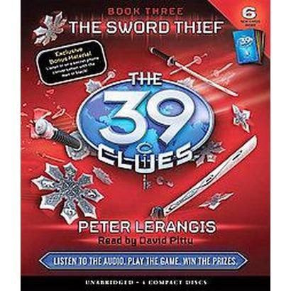 The Sword Thief (Compact Disc)