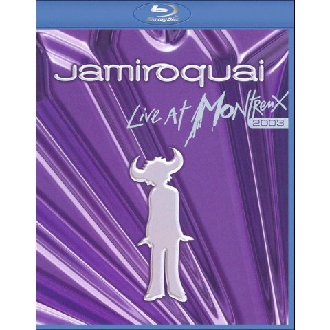 Jamiroquai: Live at Montreux 2003 (Blu-ray) (Widescreen)