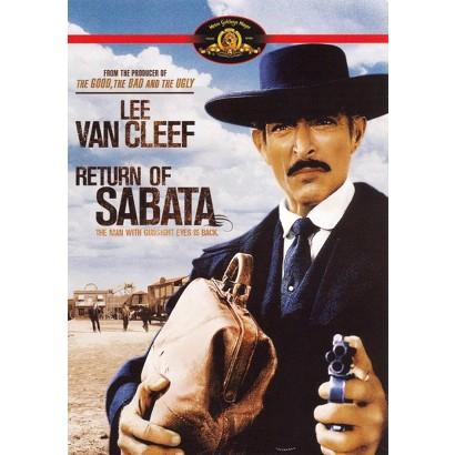 Return of Sabata (Widescreen)