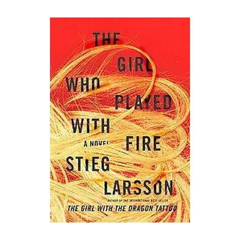 The Girl Who Played With Fire (Large Print) (Paperback)