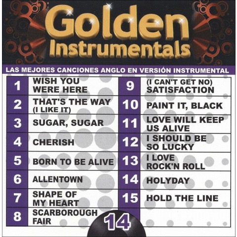 Golden Instrumentals, Vol. 14
