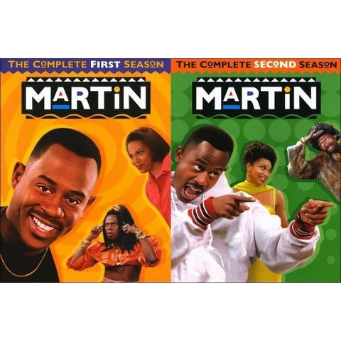 Martin: The Complete Seasons 1 & 2 (8 Discs)