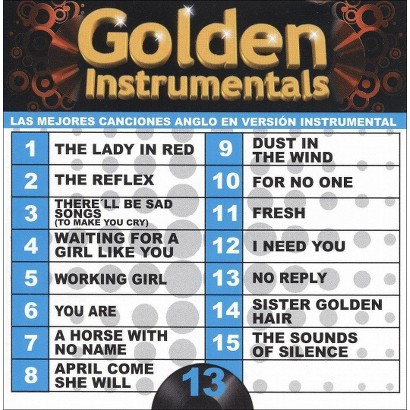 Golden Instrumentals, Vol. 13
