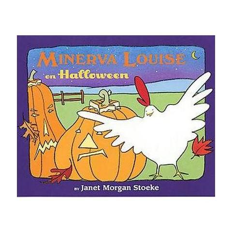 Minerva Louise on Halloween (Hardcover)