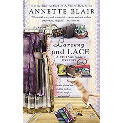 Larceny and Lace (Original) (Paperback)