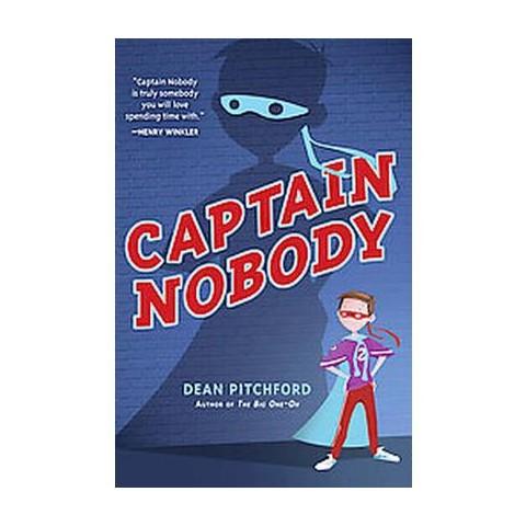 Captain Nobody (Hardcover)