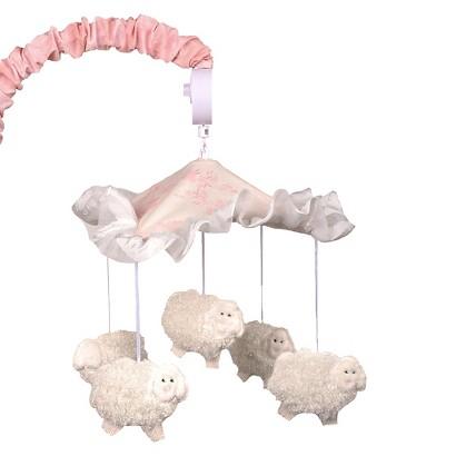 Cotton Tale Heaven Sent Girl Musical Mobile