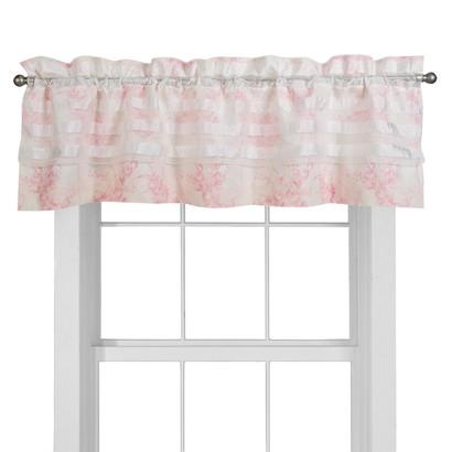 Cotton Tale Designs Heaven Sent Girl Straight Valance