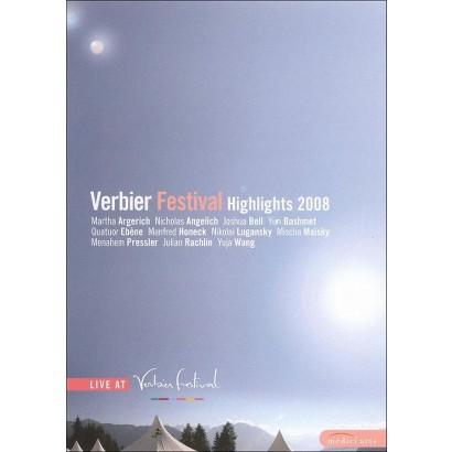 Verbier Festival: Highlights 2008 (Widescreen)